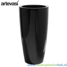 Artevasi Santorini Ø 40 cm ↨ 78 cm zwart