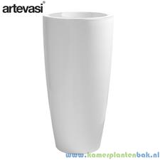 Artevasi Santorini Ø 40 cm ↨ 78 cm wit