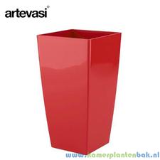 Artevasi Piza 33x33 cm  ↨ 61 cm rood
