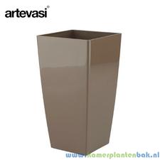 Artevasi Piza 33x33 cm ↨ 61 cm taupe