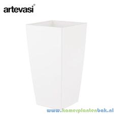 Artevasi Piza 33x33 cm ↨ 61 cm wit